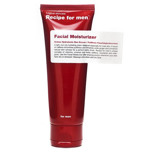 Recipe for Men - Facial Moisturizer 2.5oz