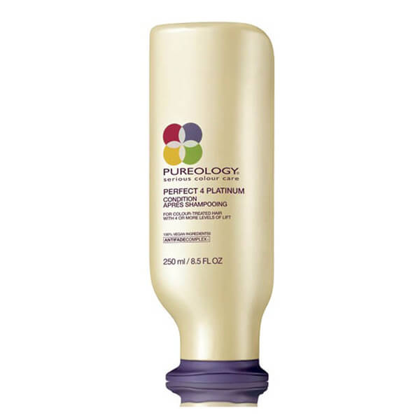 Après-shampooing cheveux colorés PUREOLOGY PERFECT 4 PLATINUM CONDITION (250ML)