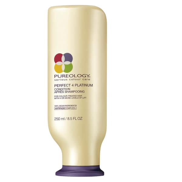 Après-shampooing cheveux colorés PUREOLOGY PERFECT 4 PLATINUM CONDITION (250ML)