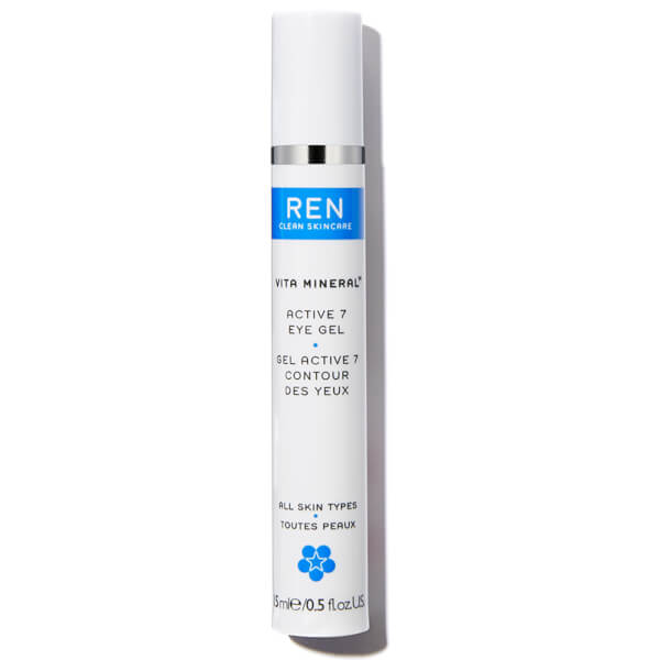 REN Vita Mineral Gel Active 7 gel contour des yeux (15ml)