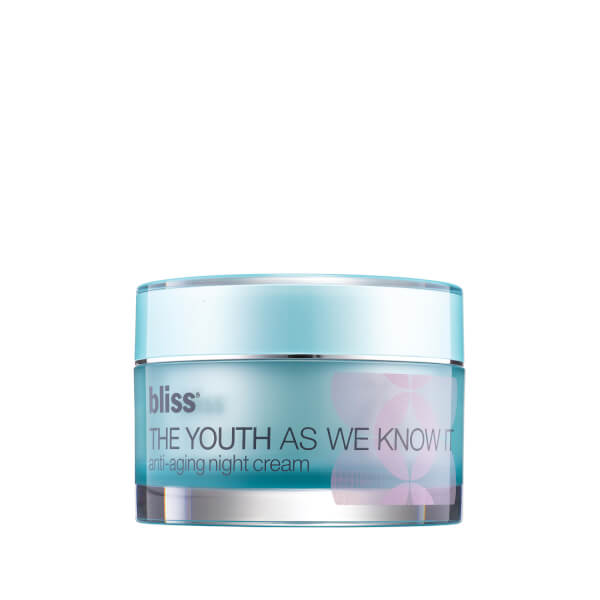 bliss Youth As We Know It Anti-Aging Night Cream 50ml