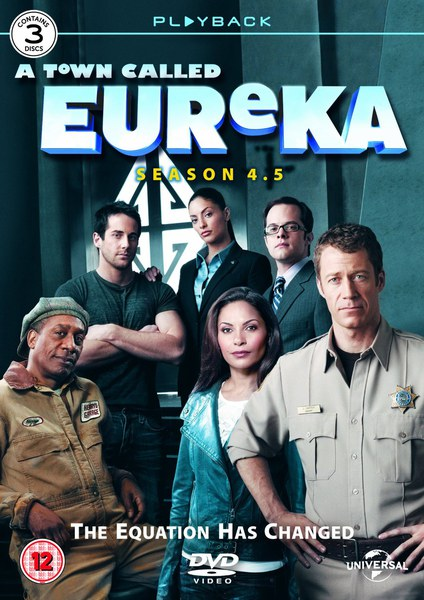 A Town Called Eureka - Season 4.5