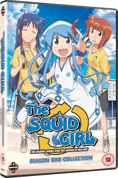 Squid Girl - Season 1
