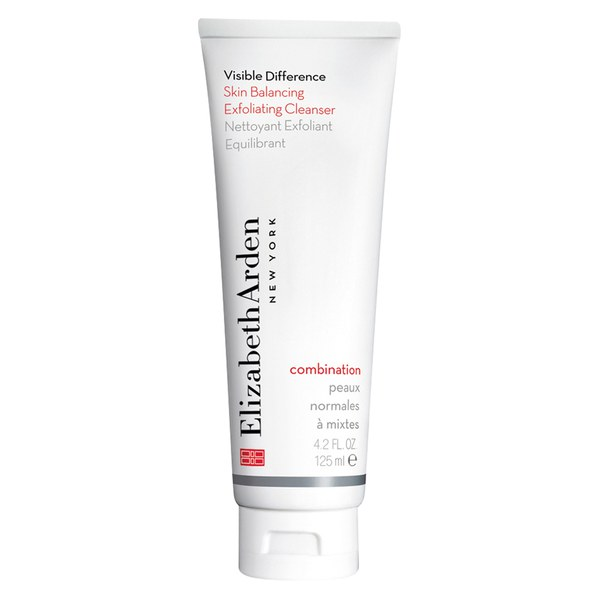 Elizabeth Arden Visible Difference Nettoyant Exfoliant Équilibrant (125ml)