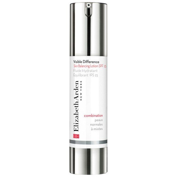 Elizabeth Arden Visible Difference Skin Balancing Lotion SPF15 (49.5ml)