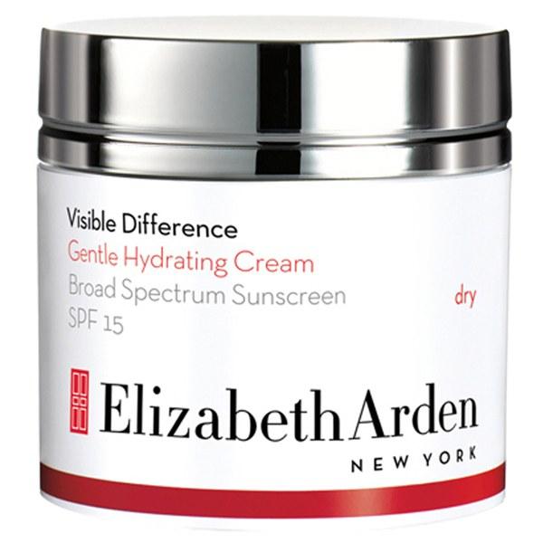 Elizabeth Arden Visible Difference Crème Douce Hydratante Fps15 (50ml)