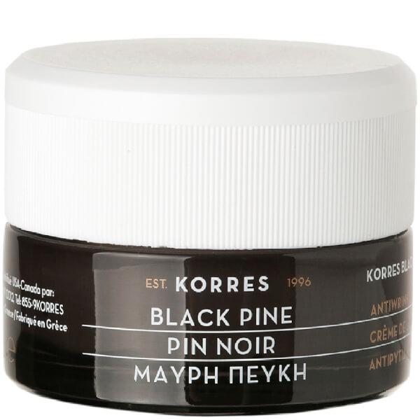 Korres Black Pine Day Cream - Dry Skin 40ml