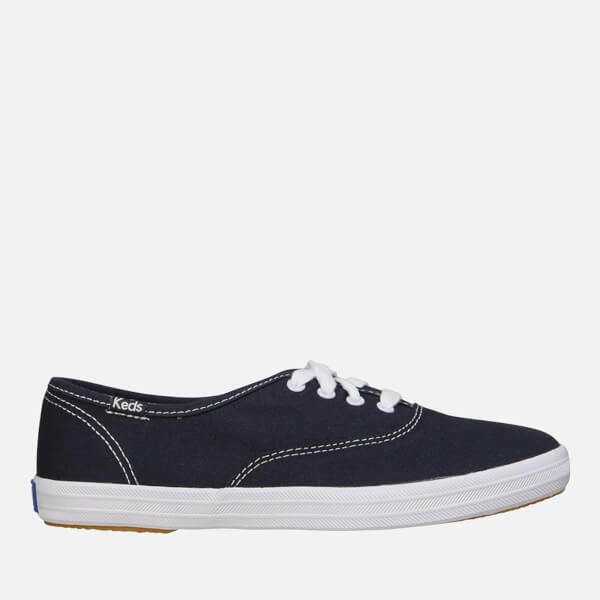 Keds Women s Champion CVO Core Canvas Trainers - Navy  Image 1 a0f43dcc1