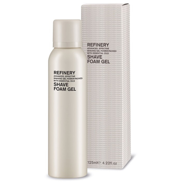 The Refinery Shave Foam Gel 125ml