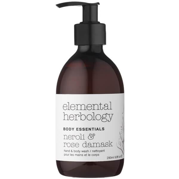 Elemental Herbology Neroli og Rose Damask Body Wash