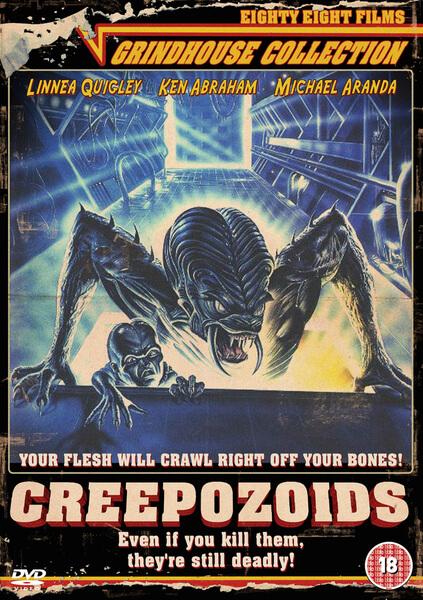 Grindhouse 4: Creepozoids