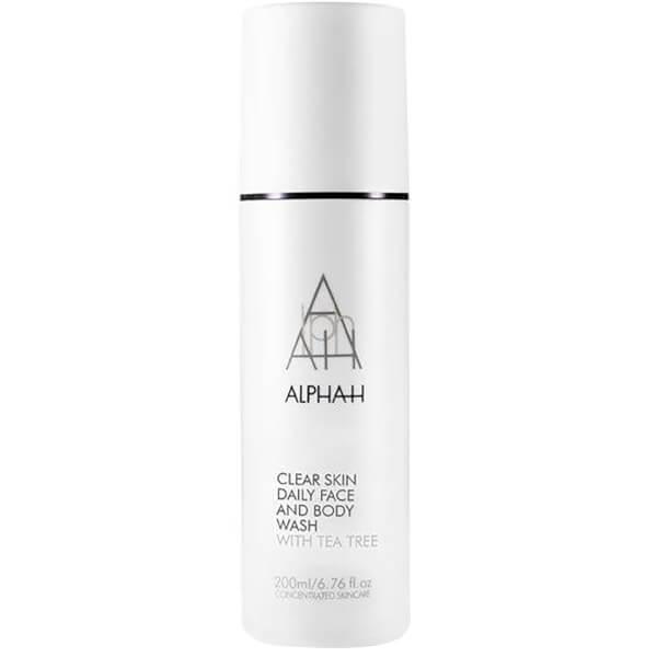 Nettoyant pour le visage Alpha-H Clear Skin Daily Face Wash (200 ml)