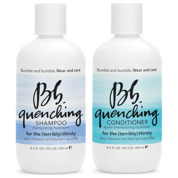 Bb Wear and Care Quenching Duo- Shampoo og Conditioner