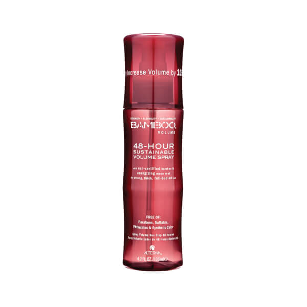 Alterna Bamboo 48 Hour Sustainable Volume Spray 4.2 oz