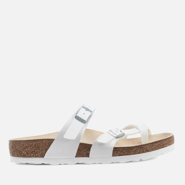 Birkenstock Women's Mayari Strappy Sandals - White