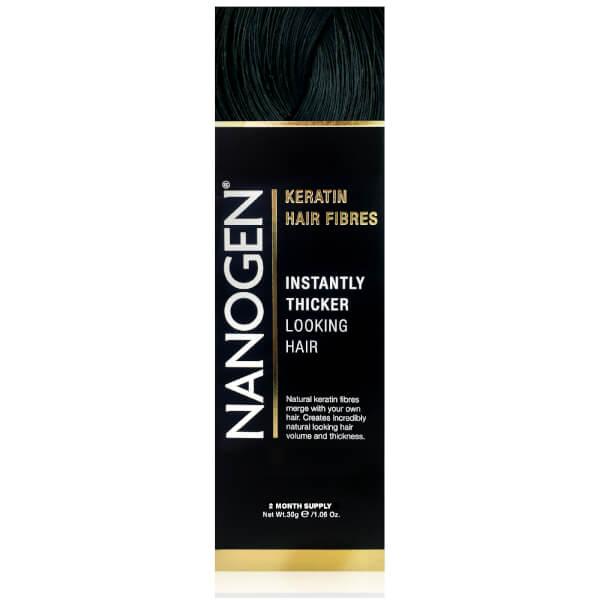 Nanogen Hair Thickening Fibers Black (1.05 oz.)