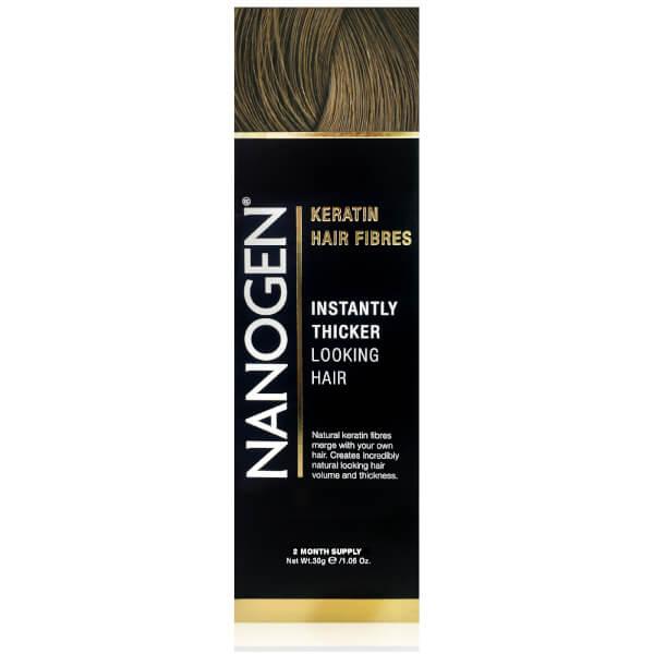 Nanogen Hair Thickening Fibers Light Brown (1.05 oz.)