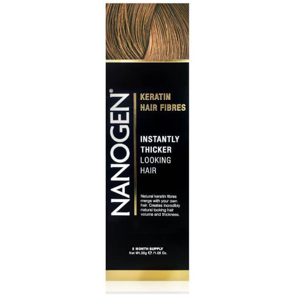 Nanogen Hair Thickening Fibers Cinnamon (1.05 oz.)