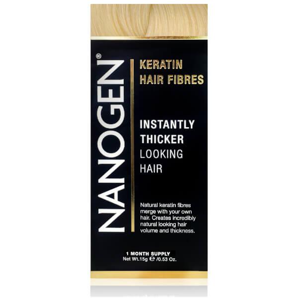 Nanogen Hair Thickening Fibers Light Blonde (0.5 oz.)