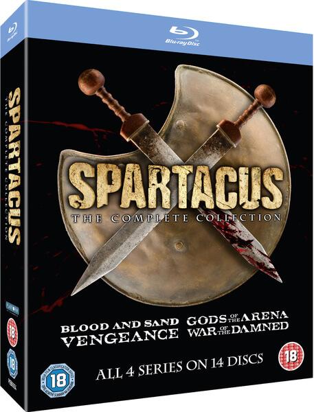 Spartacus - La Colección Completa