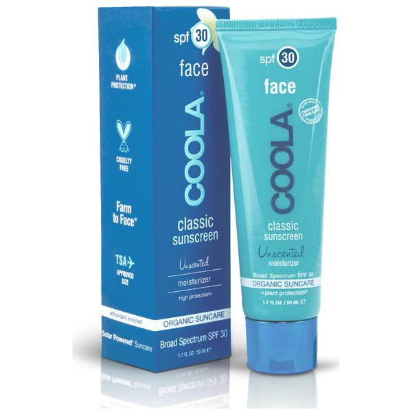 Coola Face SPF 30 Unscented (1.7oz)