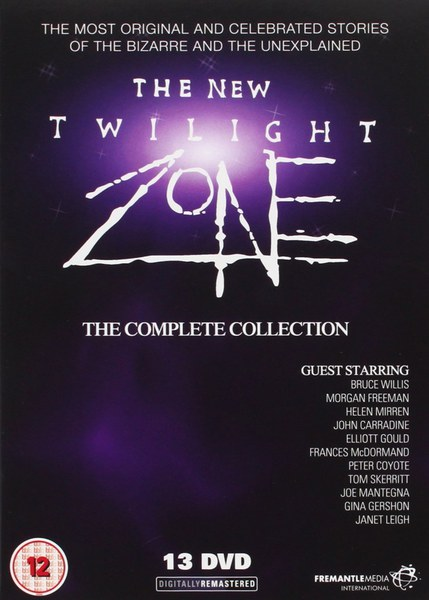 The New Twilight Zone - The Complete Collection