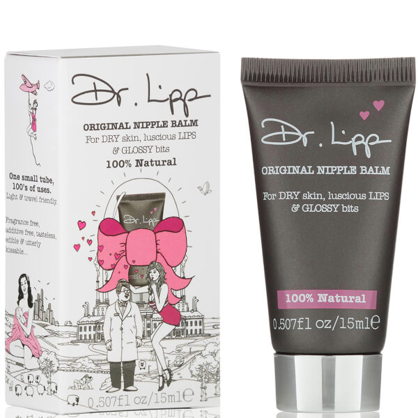 Dr. Lipp Original Nipple Balm for Lips (Lippenpflege)