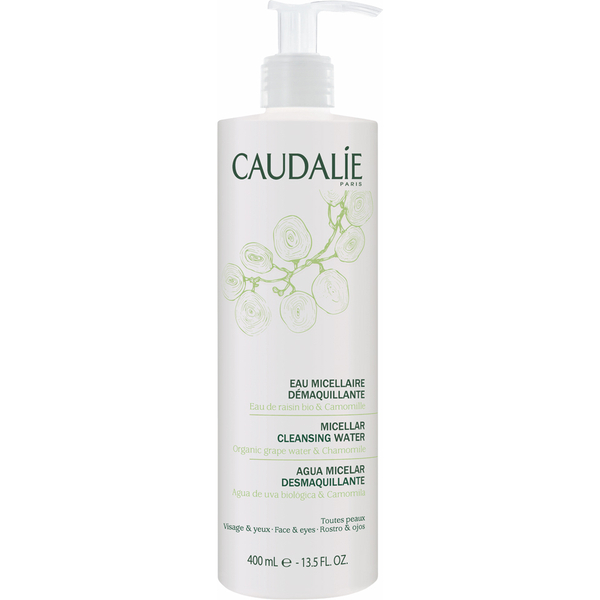 Caudalie Micellar Cleansing Water (400ml)