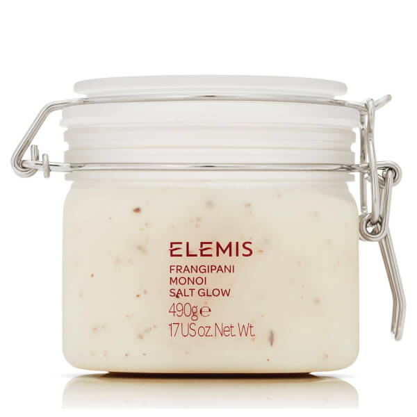 Elemis Sp@ Home Frangipani Monoi Salt Glow (480 g)