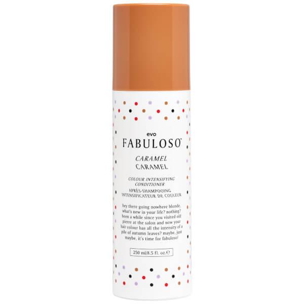 Evo Fabuloso Color Intensifying Conditioner Caramel (250ml)