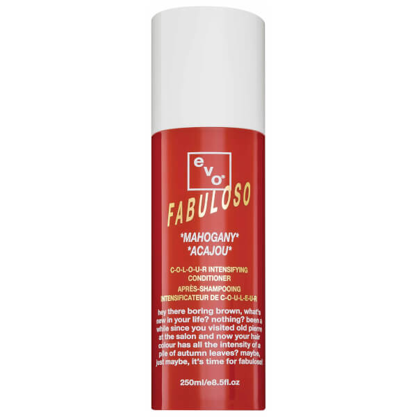 Evo Fabuloso Color Intensifying Conditioner Mahogany (250ml)
