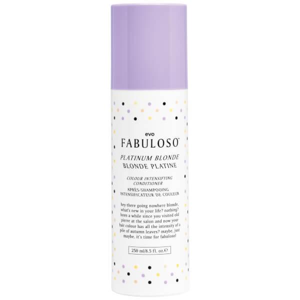 Evo Fabuloso Color Intensifying Conditioner Platinum Blonde (250ml)