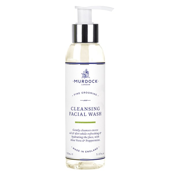 Murdock London Daily Facial Cleansing Wash 5 oz.