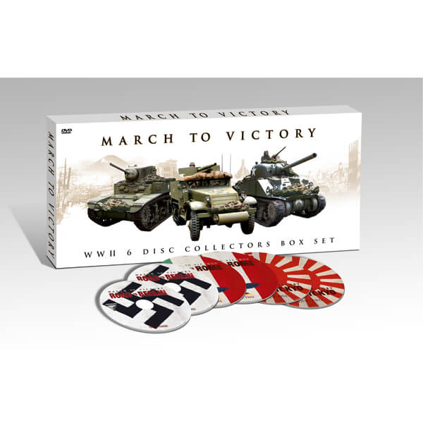 March to Victory - Collector's Box