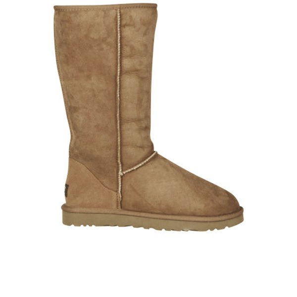 UGG Women's Classic Tall Sheepskin Boots - Chestnut