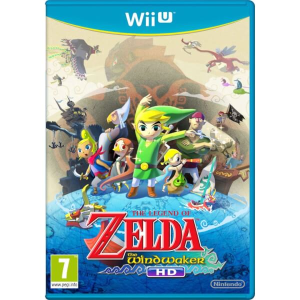 The Legend Of Zelda The Wind Waker Hd Nintendo Official Uk Store