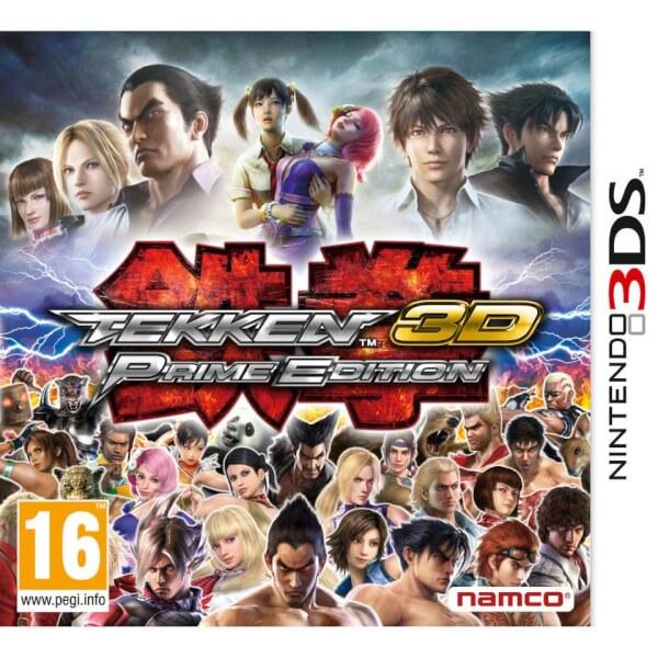 TEKKEN™ 3D Prime Edition
