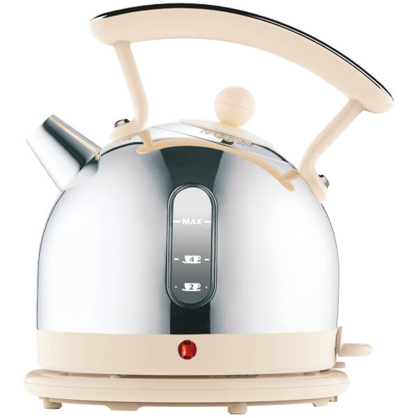 Dualit 72702 1.7L Dome Kettle - Cream