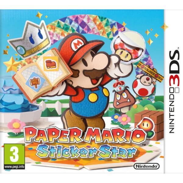 Paper Mario: Sticker Star - Digital Download