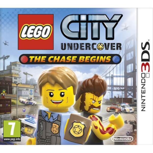 LEGO® CITY Undercover: The Chase Begins - Digital Download
