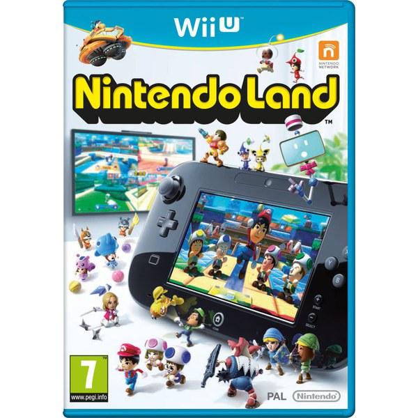 Nintendo Land - Digital Download