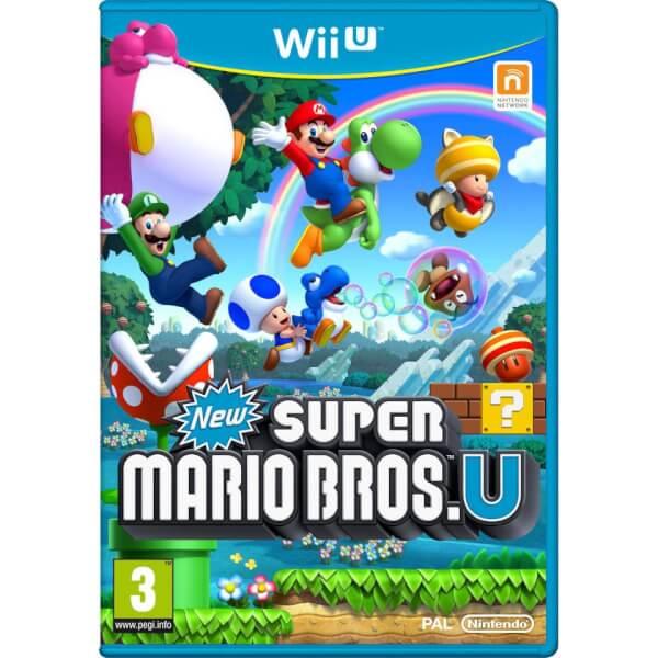 New Super Mario Bros. U - Digital Download