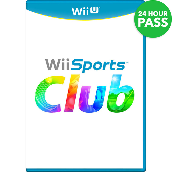 Wii Sports Club - 24 Hour Pass - Digital Download