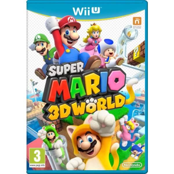 SUPER MARIO 3D WORLD - Digital Download