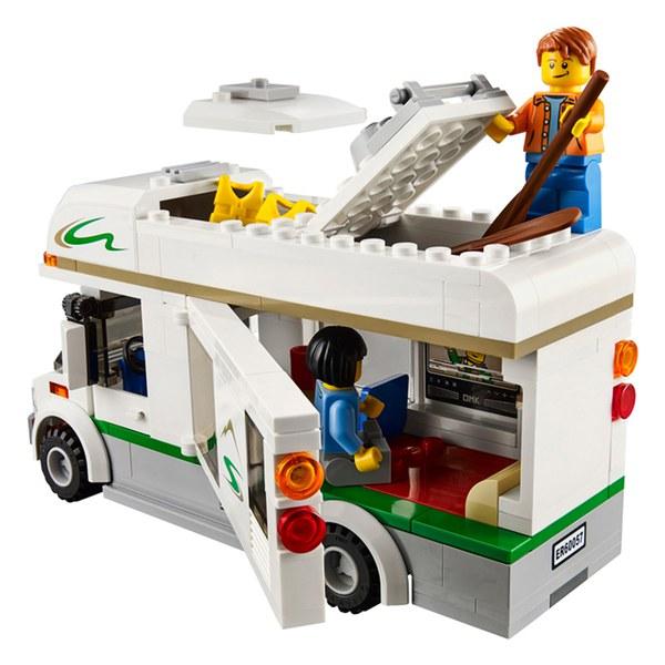 LEGO City Great Vehicles: Camper Van (60057) | IWOOT