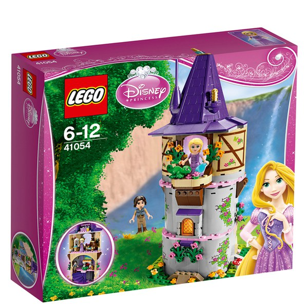 Lego Disney Princess Rapunzel S Creativity Tower 41054