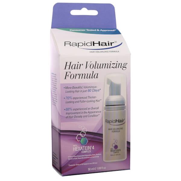 Soin volumisant épaississant des cheveux RapidHair (50ml)