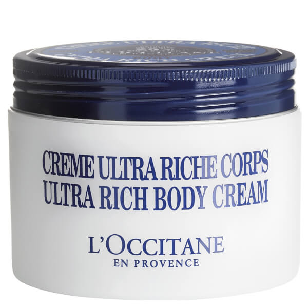 L'Occitane Shea Butter Ultra Rich Body Cream (200ml)
