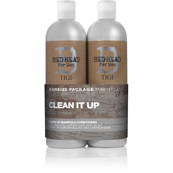 TIGI B For Men Clean Up Tween - värt £44,90