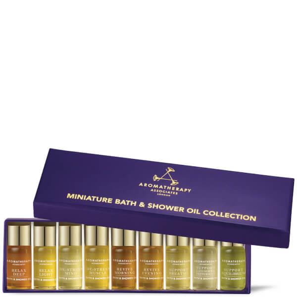 Aromatherapy Associates De-Stress Miniature Bath musculaire et huile de douche